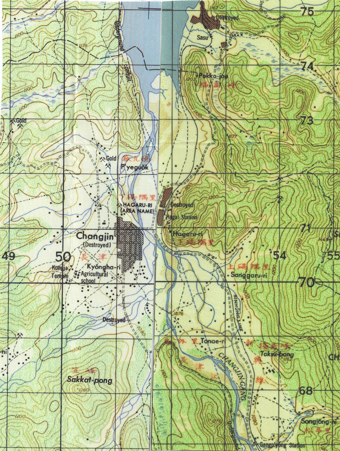 Printable Us Map With Scale - Military topographic maps