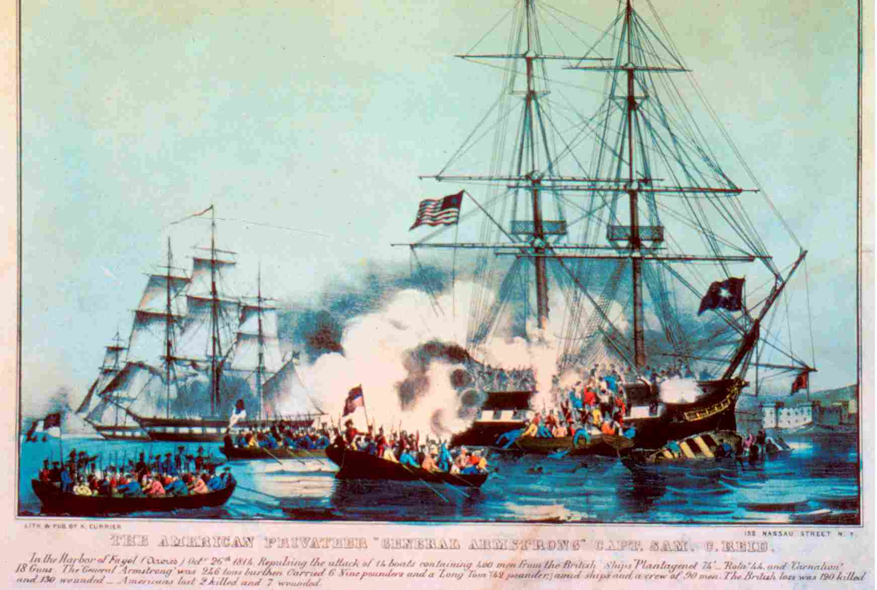 War of 1812: Waging War With the Navy You Have - Page 2 - WAFF - World  Armed Forces Forum.